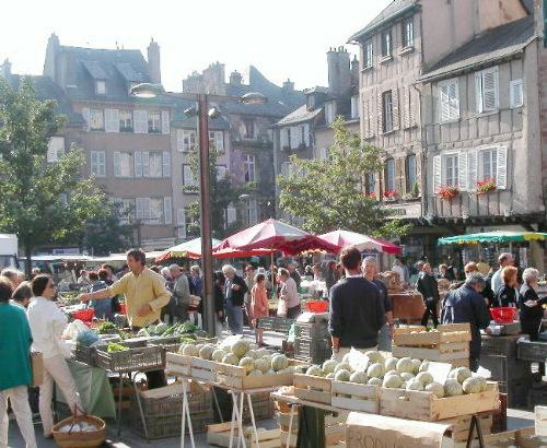Rodez France  city photo : TheIndependent Traveler's Newsletter PAGE FIVE