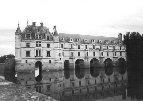 Château de Chenonceau, copyright 1999-2007 Cold Spring Press.  All rights reserved.