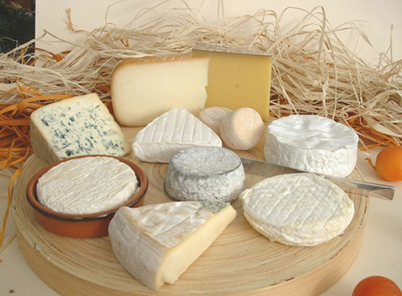 Fromages.com Cheese Board