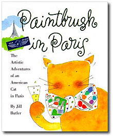Paintbrush in Paris [cover] ©